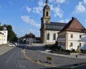 Schlossplatz Wiesentheid